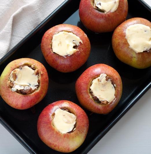 Wypełnij jabłka farszem /© Photogenica