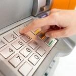 Wypłat z bankomatów najmniej od 11 lat