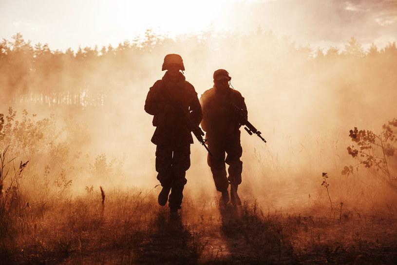 Wyposażenie żołnierza cały czas się zmienia /123RF/PICSEL