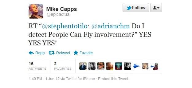 Wypowiedź Cappsa na temat produkcji nowej odsłony Gears of War /Informacja prasowa