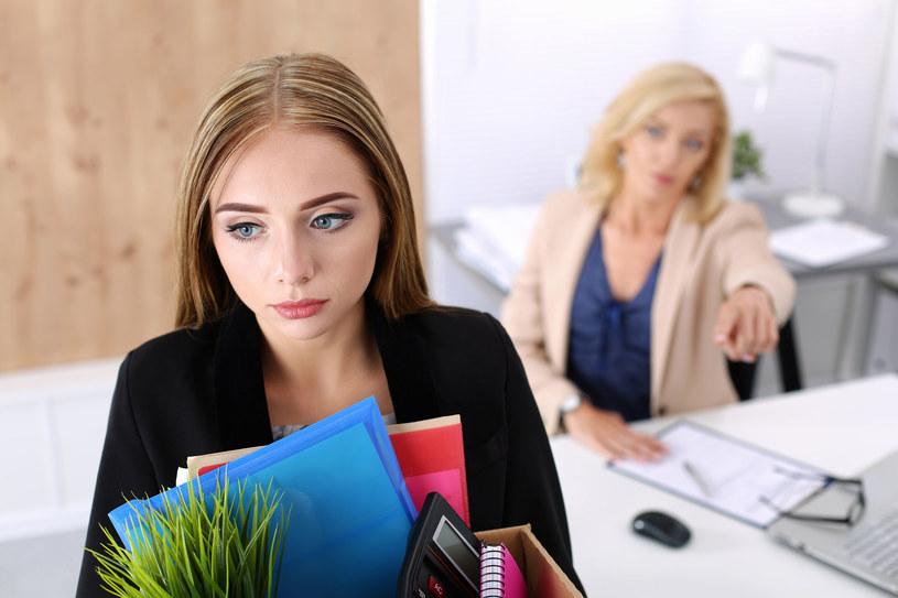 Wypowiedzenie umowy może nastąpić z inicjatywy pracownika lub pracodawcy /123RF/PICSEL