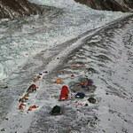 Wyprawa na K2. Kaczkan i Urubko w obozie drugim, może spróbują założyć trzeci