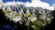 Wyprawa w góry Albanii