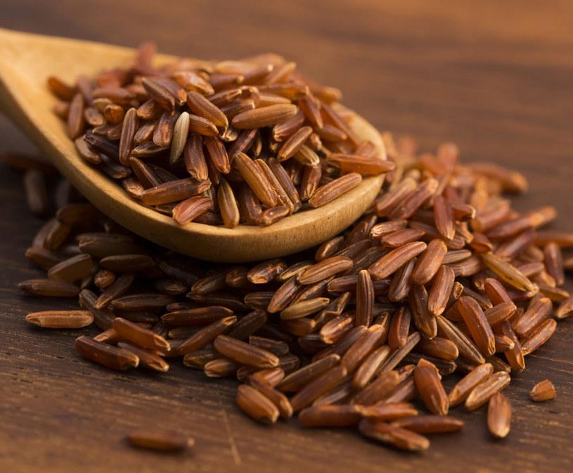 Wypróbuj czerwony ryż /123RF/PICSEL