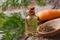 Wypróbuj olej marchewkowy
