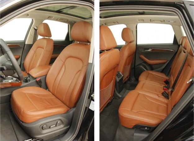 Wyprofilowanie foteli zależy od wersji. Ale jakość i trwałość jest zawsze wysoka. /Motor
