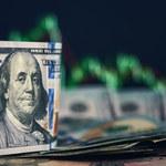 Wyprzedaż dolara trwa w najlepsze