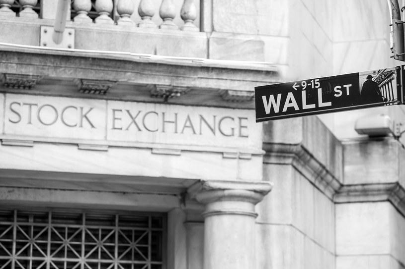 Wyprzedaż na Wall Street, najgorsza sesja od krachu w 1987 roku /123RF/PICSEL