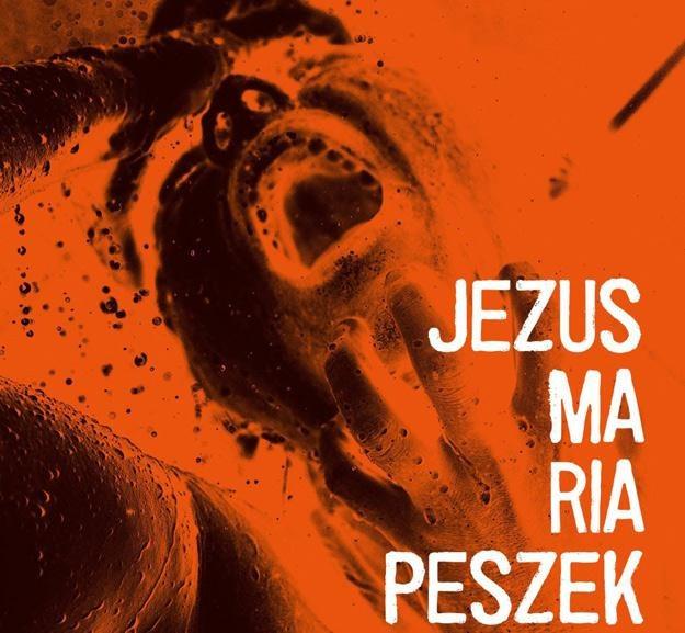 Wyrazista okładka albumu Marii Peszek /