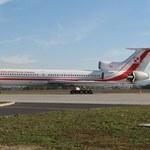 Wyremontowany Tu-154M przekazany Polsce