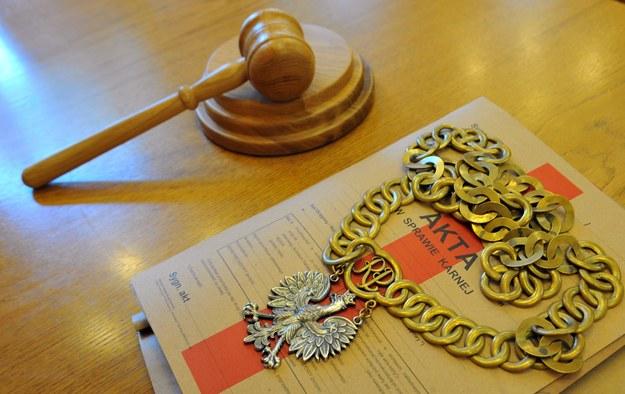 Wyrok dla zabójcy nie jest prawomocny /Marcin Bielecki /PAP