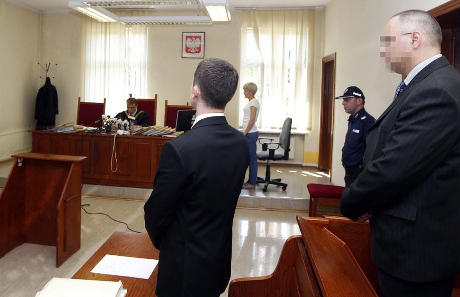 Wyrok sądu I instancji ws. Grzegorza S. /Andrzej Grygiel /PAP
