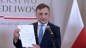 Wyrok TK. Zbigniew Ziobro: Wyślę list do Donalda Tuska