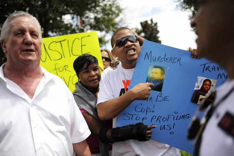 Wyrok wywołał wiele protestów /PAP/EPA