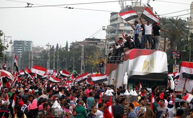 Wyroki śmierci po protestach w Egipcie