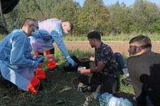 Wyruszył polski transport z pomocą humanitarną dla migrantów na granicy