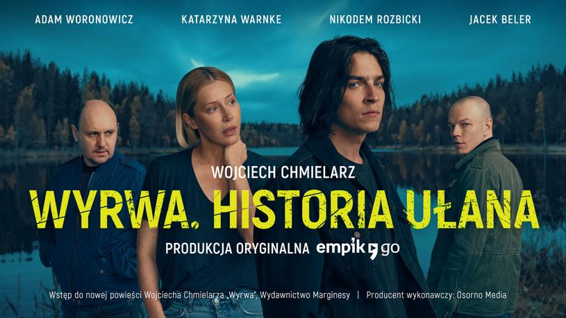 """""""Wyrwa. Historia Ułana"""" /materiały prasowe"""