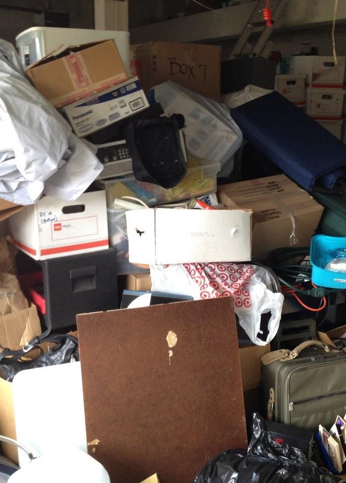Wyrzuć zbędne rzeczy /© Photogenica