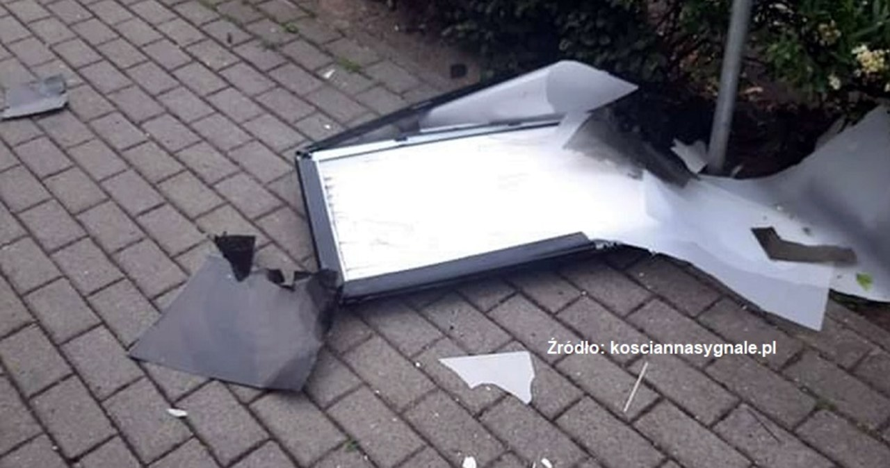 Wyrzucił telewizor za okno. Kibicowi puściły nerwy po porażce Polski