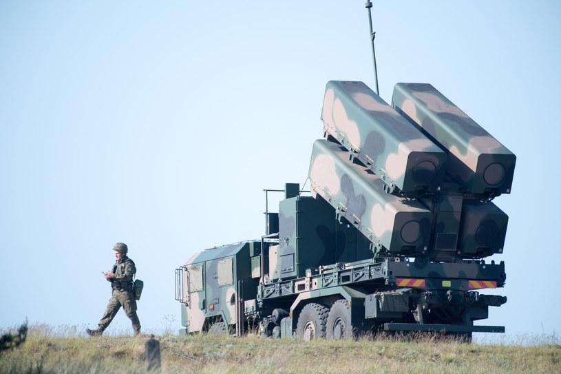 Wyrzutnia NSM na podwoziu Jelcz P662D z Morskiej Jednostki Rakietowej /Wojciech Stróżyk /Reporter