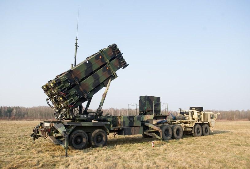 Wyrzutnia rakiet Patriot (PAC-3) (zdjęcie ilustracyjne) /Bartosz Krupa /East News