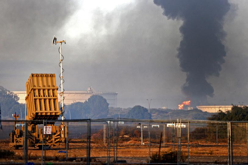 Wyrzutnie Air Dome /AFP