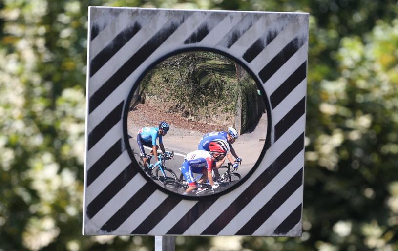 Wyścig Vuelta a Espana /PAP/EPA