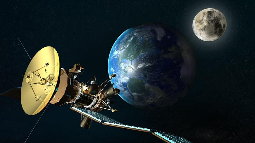 Wyścig zbrojeń w kosmosie nie zwalnia /123RF/PICSEL