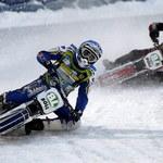 Wyścigi motocyklowe na lodzie: Rosjanin Kołtakow najlepszy w Sanoku