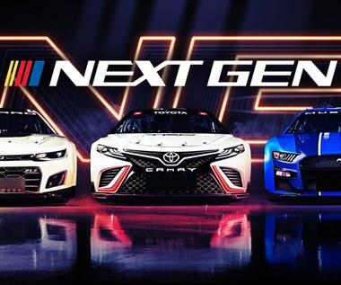 Wyścigi NASCAR czeka rewolucja - pokazano nowe samochody