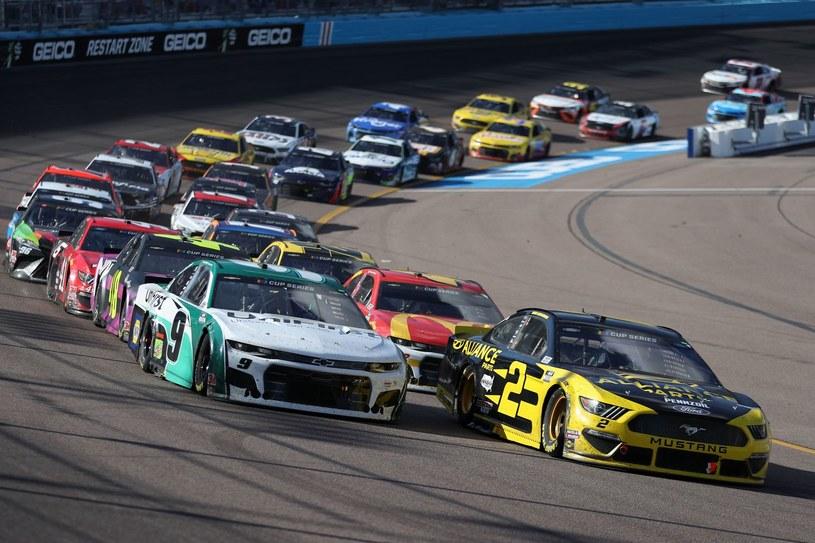 Wyścigi NASCAR /AFP