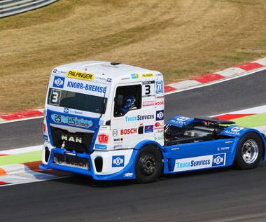 Wyścigowe Mistrzostwa Europy Samochodów Ciężarowych - Most 2016. Niedziela należała do Hahna
