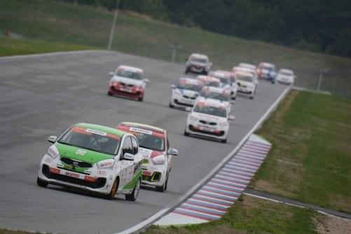 Wyścigowy puchar Kia Lotos Race /Kia