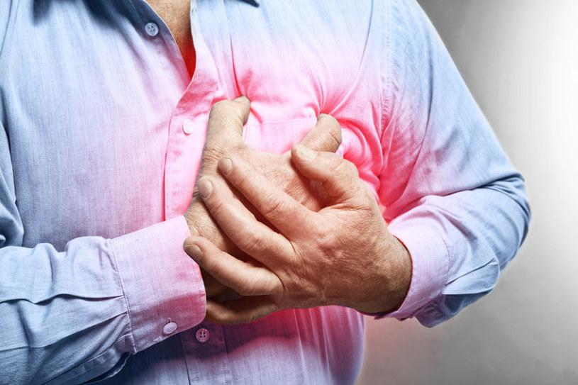 Wysoki poziom trójglicerydów może grozić zawałem /123RF/PICSEL