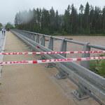 Wysoki poziom wód w woj. śląskim. Pogotowie przeciwpowodziowe w pięciu powiatach i Bielsku-Białej