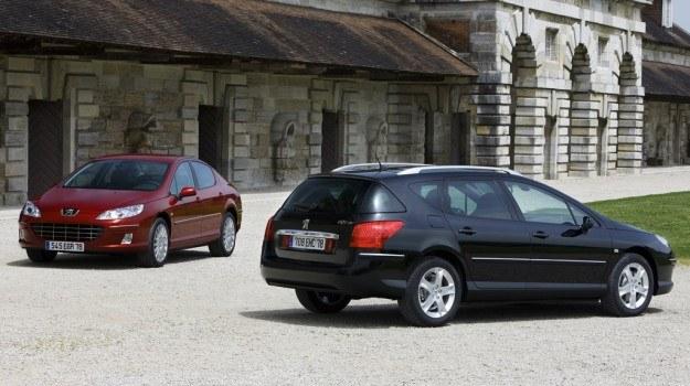 Wysokie koszty serwisowania 407 rekompensują niska cena zakupu i niskie zużycie paliwa diesli. /Peugeot