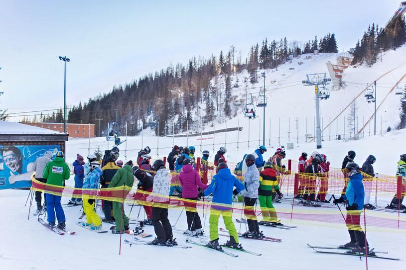 Wysokie tatry zapraszają na narty! /123RF/PICSEL