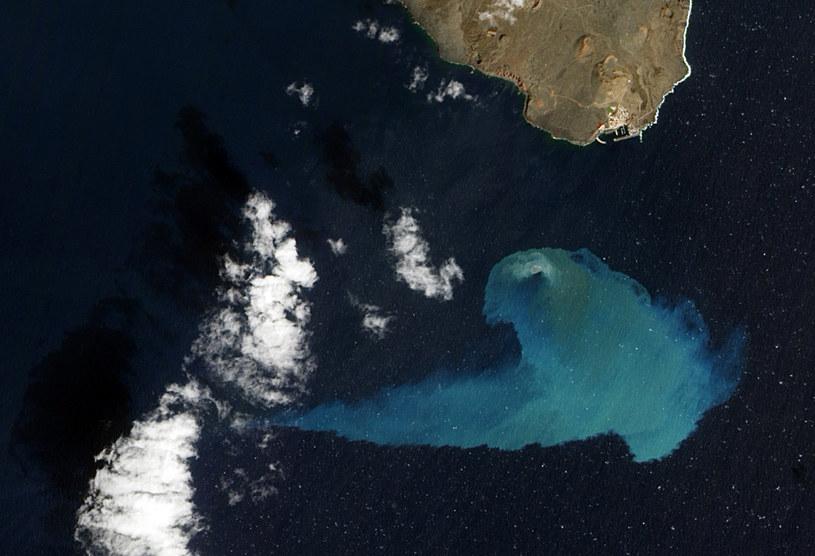 Wyspa El Hierro znów się trzęsie /AFP