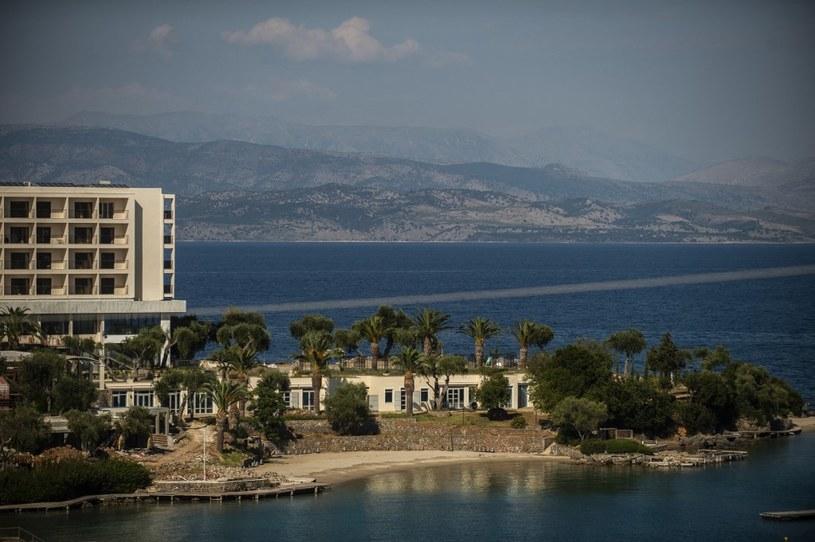 Wyspa Korfu - Zdj. ilustracyjne /Angelos Tzortzinis /AFP