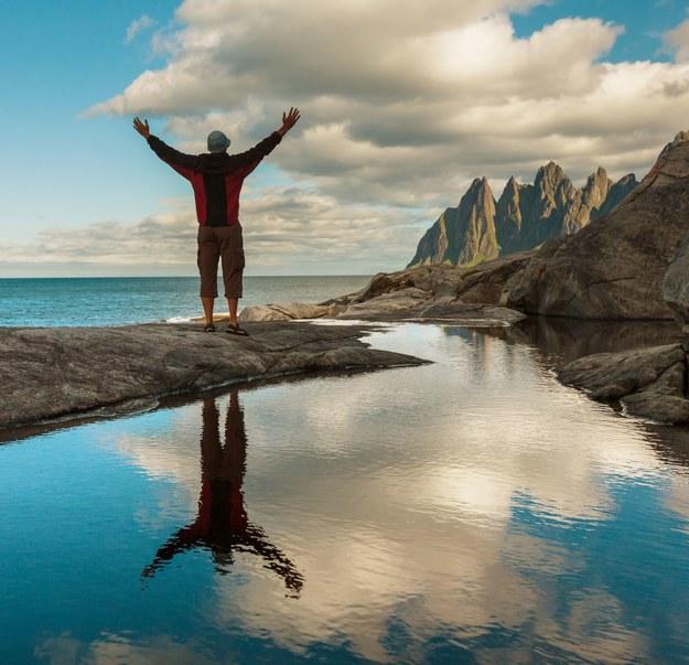 Wyspa Senja w Norwegii /123RF/PICSEL
