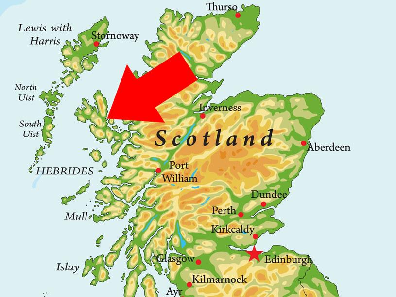 Wyspa Skye należy do archipelagu Hebrydów Wewnętrznych /123RF/PICSEL