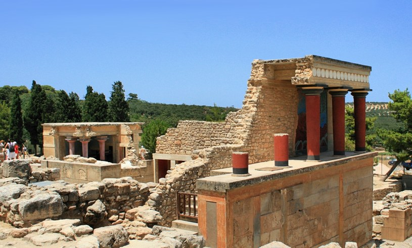 wyspy greckie - Kreta- atrakcje turystyczne - 1 /© Photogenica