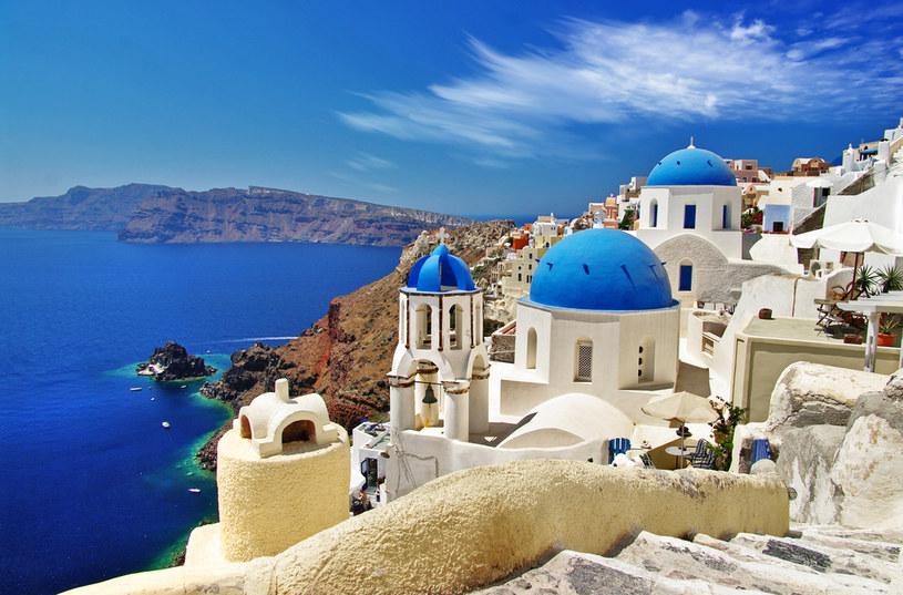 wyspy greckie - Santorini - atrakcje turystyczne - 1 /© Photogenica