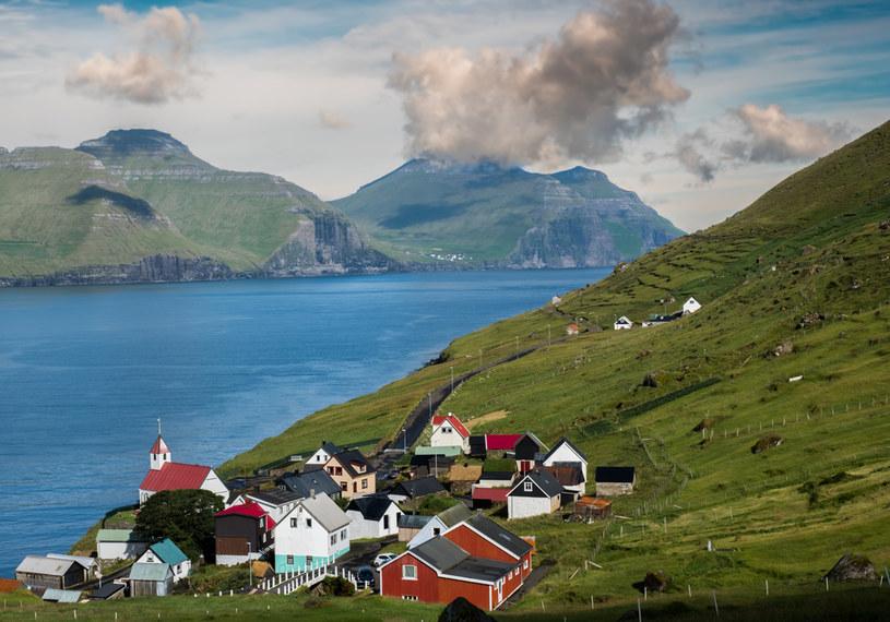 Wyspy Owcze to niewielki archipelag pośrodku Oceanu Atlantyckiego /123RF/PICSEL