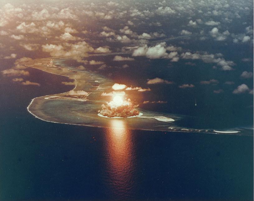 Wyspy są skażone do dziś / CORBIS/Corbis via Getty Images /Getty Images