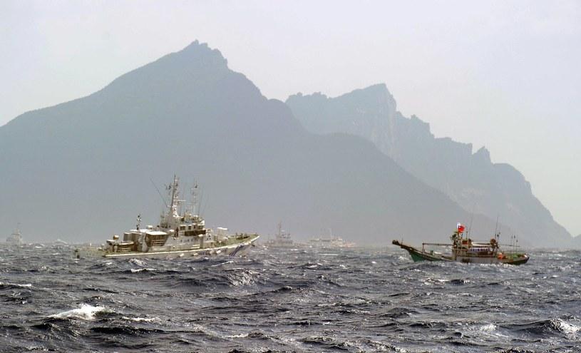 Wyspy Senkaku /SAM YEH /AFP