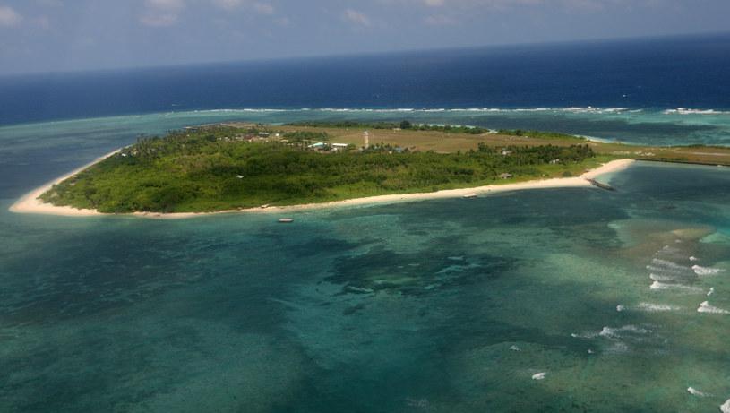 Wyspy Spratly /AFP