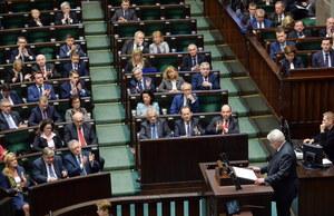 Wystąpienie ministra Witolda Waszczykowskiego. Dyskusja w Sejmie