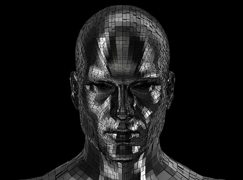 Wystarczy 250 milisekund by odróżnić androida od człowieka /123RF/PICSEL