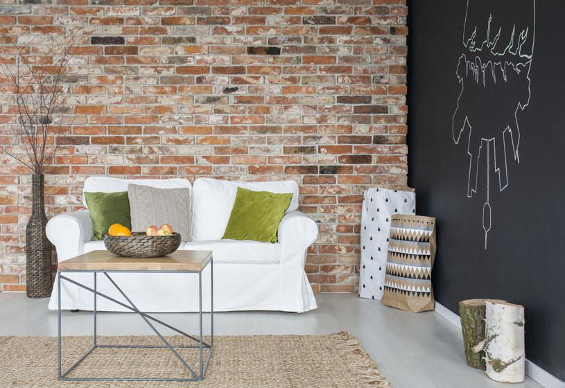Wystarczy zadbać o ciekawe kształty wazonów i ozdobnych mis, by w efektowny sposób nadać mieszkaniu polotu /123RF/PICSEL